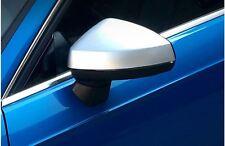 Spiegelkappen Abdeckungen Chrom ABS AUDI A3 8V  ab 2014