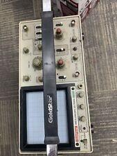 Goldstar Oscilloscope Os 7020a 20mhz