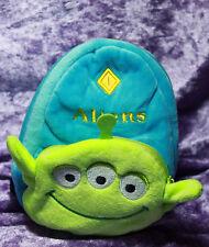 1/3 scale BJD Dollfie Plush School Backpack Bag Doll Toy Story Alien Satchel