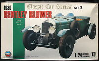 Union C-05:600 - 1930 BENTLEY BLOWER - 1:24 - Auto Modellbausatz - Model Kit