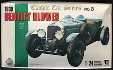 Union C-05:600 - 1930 BENTLEY BLOWER - 1:24 - Auto Modellbausatz - Model Kit