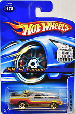 HOT WHEELS 2006 '69 EL CAMINO #172 FACTORY SEALED