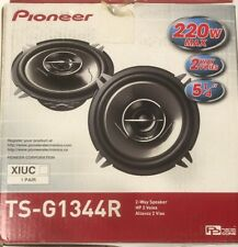 Pioneer TS-G1344R 2-Way Speaker [One Only] Like NEW