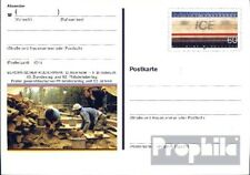 BRD (BR.Duitsland) PSo24 Officiële Speciale Postkaarten gefälligkeitsgestempelt