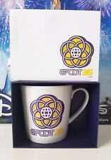 NIB Disney Parks Starbucks Exclusive EPCOT 35th Anniversary Mug