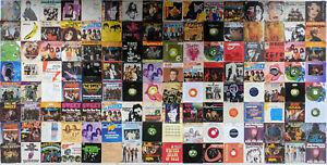 "260x Vinyl Single 7"" Sammlung Konvolut - Beatles, Elvis Presley, Dire Straits.."