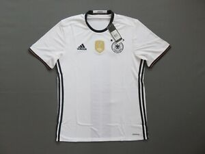 Germany Jersey 2016-2017 Home Shirt Mens Trikot Football Adidas AI5014 NEW