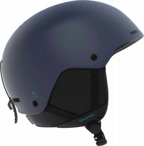 Salomon Brigade SKI & Snowboard Helm S 53-56 cm Dress Blue