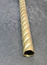 "SOLID BRASS TURNED COLUMN 4 1//8/"" long Sold by EACH"