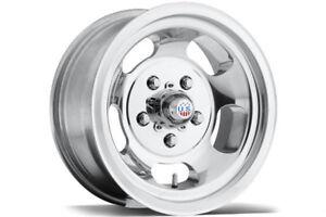 "15"" US indy 5 slot alloy wheels 15x5 15x7 15x8 (15x9 15x10) Ford PCD:5x114.3"
