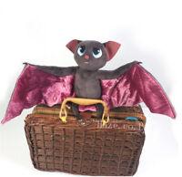Hotel Transylvania Mavis Bat Bendable Wings 7'' Soft Plush Toy Doll