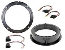 """VW Volkswagen Passat Rear Door Speaker Adaptor Rings Spacers Kit 165mm 6.5"""""""