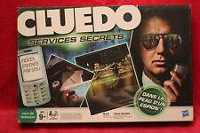 Cluedo Services Secrets - Hasbro
