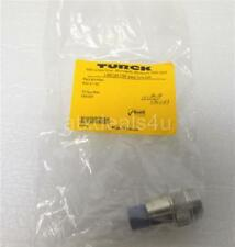 "Turck RSM 57-TR2 7/8"" Plug 5 Contacts Solder Pin Sensor Connector New Sealed"