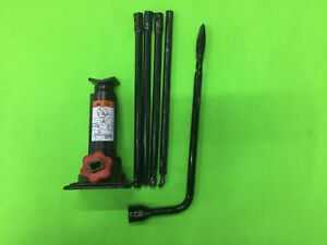 1998-2011 FORD RANGER EXTENDED CAB BOTTLE JACK  SET SPARE TIRE TOOLS LUG  OEM