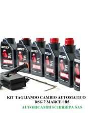 KIT TAGLIANDO CAMBIO AUTOMATICO + OLIO AUDI A4 A5 2.0 TDI CAG CAH S-TRONIC