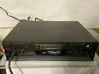 Technics SJ-MD150 Minidisc Deck