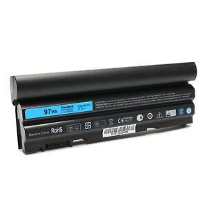 New 97WH M5Y0X T54FJ Battery For Dell Latitude E5420 E6420 E6430 E6520 E6440