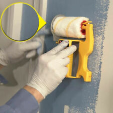 Clean-Cut Paint Edger Roller Brush Safe Tool for Home Room Wall Ceiling