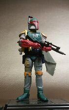 "Star Wars  Hasbro 3.75"" figure Bounty Hunter Comic #81 Boba Fett Classic"