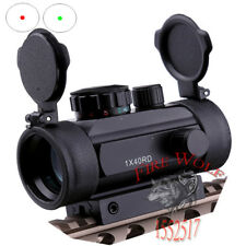Hunting Tactical Rifle scopes R&G Dots Optical Sight Scope for airsoft rifle gun