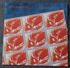 Dire Straits, calling Elvis /iron hand, SP - 45 tours import