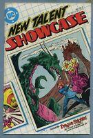 New Talent Showcase #5 1984 DC c