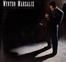 JAZZ LP WYNTON MARSALIS HOT HOUSE FLOWERS