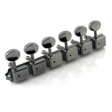 Vintage Tuners Machine Heads for Fender Stratocaster, Telecaster guitars Chrome