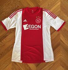 2013 ADIDAS Netherlands AJAX Amsterdam soccer Jersey Mens Small RED