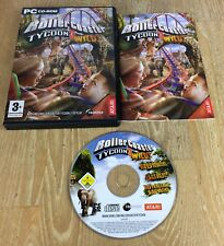 Rollercoaster Tycoon 3 Wild - PC Game - Complete