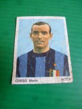 CORSO Mario INTER figurina Calciatori Montriol Euroregalo Ferrero 1965