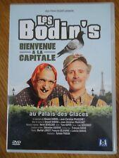 DVD ** LES BODIN'S  BIENVENUE A LA CAPITALE ** spectacle Fraiscinet Dubois