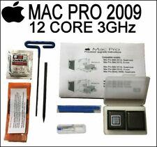 Twelve Core 2009 Apple Mac Pro 4,1 Core 3.06GHz XEON 5675 CPUs Upgrade 12 5,1