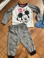 Micky Mouse Unisex Baby 9-12
