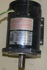 Eagle Electric S714 90V 3475RPM .25HP 56C Frame Electric DC Motor