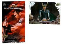 2018 UD MARVEL MOVIE THOR RAGNAROK COMPLETE BASE SET 50 CARDS (0-49) NEW
