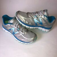 New Balance 860v5 Stability Womens Running Shoes Silver Blue W860SB5 Size 9.5