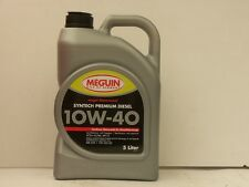 4,18€/l Meguin Megol Motorenöl Syntech Premium Diesel 10W-40 5 Ltr
