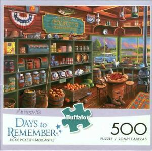 Geno Peoples Buffalo Games Jigsaw Puzzle Rickie Pickett's Mercantile