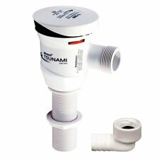 Attwood Tsunami Cartridge Aerator Pump.12 Volt. GPH 1200. 4660-7 Marine