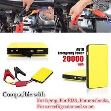Jump Starter 20000mAh Car refrigerator notebooks Battery Booster Charger Power