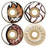 Spitfire Skateboard Wheels Formula Four x QUARTERSNACKS 53mm Classic 99D F4