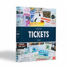 Album für 156 Eintrittskarten und Tickets
