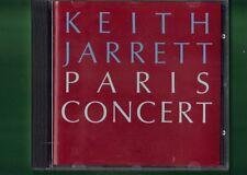 KEITH JARRETT - PARIS CONCERT CD APERTO