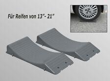 Support de plaque coin Pneus protection cales roue Saver Bande-annonce remorque