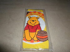 "Disney Winnie The Pooh Washcloth~100% Cotton & 8"" X 7 3/4"", Brand New In Package"