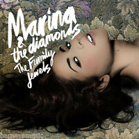 MARINA & AND THE DIAMONDS ( NEW SEALED CD ) THE FAMILY JEWELS ( DEBUT )