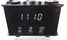 1996 to 2002 Toyota 4Runner Clock Digital Dash 83910-26020 / 8391026020 ,