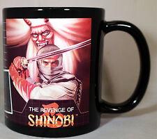 REVENGE OF SHINOBI - Coffee MUG - CUP - SEGA - RETRO